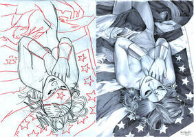Wonder Woman comission by alextso