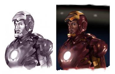 Ironman by alextso