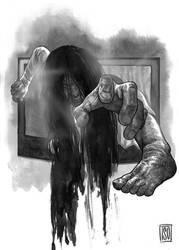 Sadako by alextso