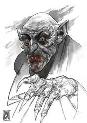 Nosferatu by alextso