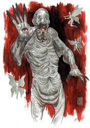 Pale Man by alextso