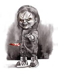 Chucky by alextso