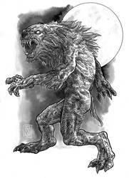 Werewolf by alextso