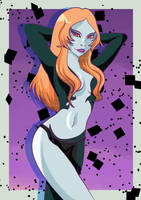 Midna Pinup by its-jst-me