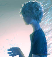 God speed by TsubakiAkai