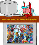 When is Super Smash Bros Ultimate Out? by SuperMarioMaster170