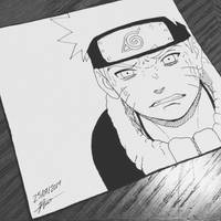 Naruto Uzumaki by artxnoa