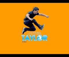 Taylor Lautner by Djuxi