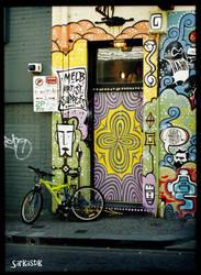 Wall Art... by sarkastik