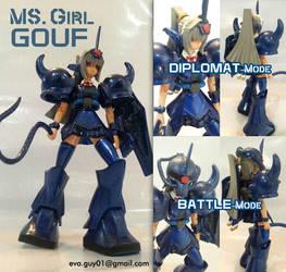 MS. Girl Gouf by eva-guy01