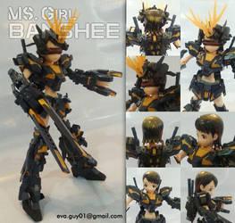 MS. Girl Banshee by eva-guy01