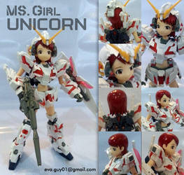 MS. Girl Unicorn by eva-guy01