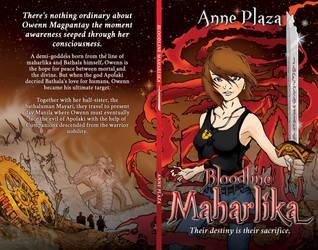 Book Cover: Bloodline Maharlika by eva-guy01