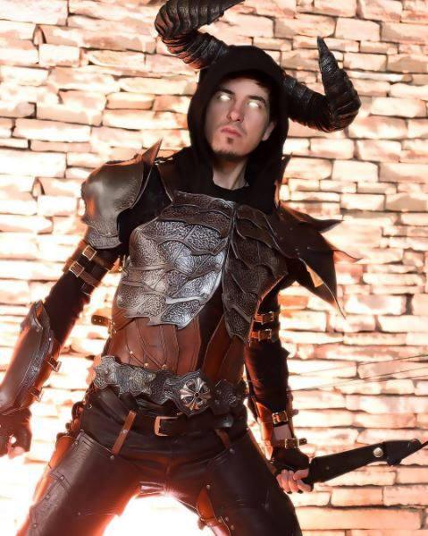 Diablo Demon Hunter Cosplay by JAFantasyArt