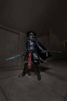 Inquisitor Adrastia Cosplay by JAFantasyArt