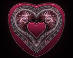My Heart by Hallonnie