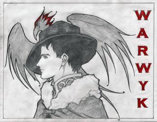 Warwyk and the Hawk by vasnefy