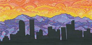 Denver Skyline by dylanmark