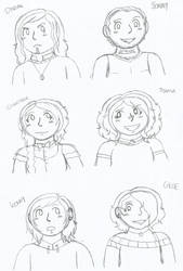 Rottenheimer: Sketchy Updates by MissAbigailWyatt