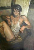 in the corner by dhayman85