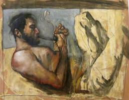 Pipe smoke by dhayman85
