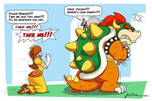 Daisy's Dignity by Furboz