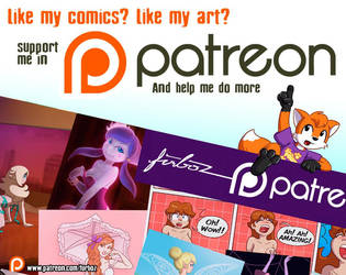 Patreon Me n_n by Furboz