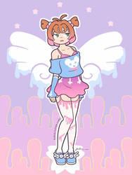 Sakura Pastel Goth by Furboz
