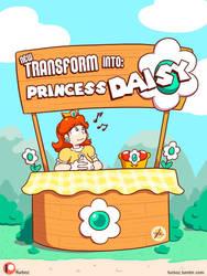 Transform into Daisy by Furboz