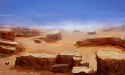 Desert by petro66