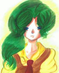 Mion Sonozaki: Portrait by Ly-nn