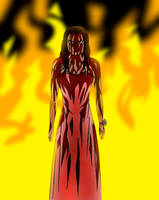 Carrie White by ApolloNui