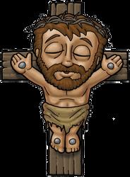 Jesus-christ4 by skeleton307