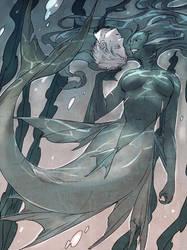 Little mermaid by tsulala