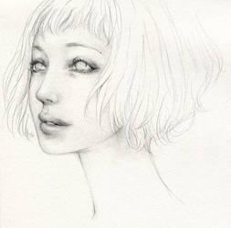 haunted girl by tsulala