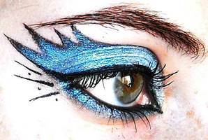 Blue flames by Georgya10