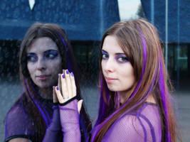 Purple doll by Georgya10