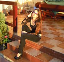 Gothic Fashionista by Georgya10