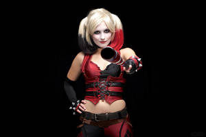 Arkham City Harley Quinn 2 by MaiseDesigns