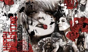 Bloody valentine by Dieeis