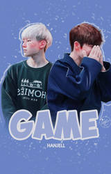 Game | WATTPAD COVER by JE0NSTAR