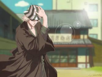 Urahara Kisuke by vina11e