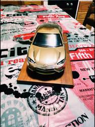 Big Lamborghini Urus GOLD (Repainted by me)  by GiuseppeIlSanto