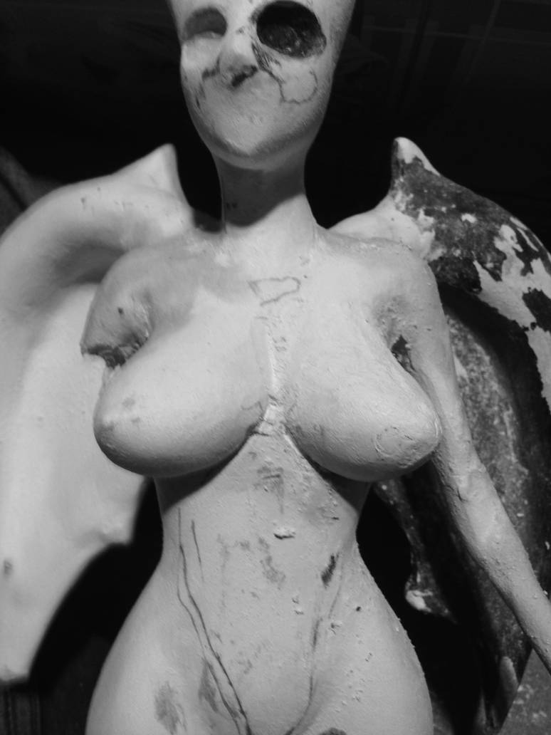 My Devil Sculpture  by GiuseppeIlSanto