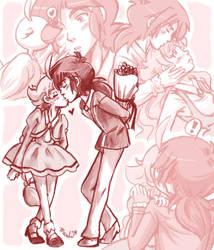 Fakiru - Plethora of Kisses by amako-chan
