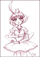 Princess Tutu - Mime of Love by amako-chan