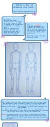 Tutorial: drawing the body by xullu
