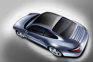 Porsche 997 by lxmcc