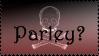Parley? stamp by Filmchild