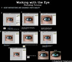 Eye Tutorial 3 by Filmchild